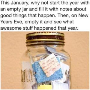 Good Things Jar